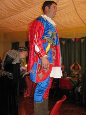 Medieval Banquet & Music (fancy dress optional!)